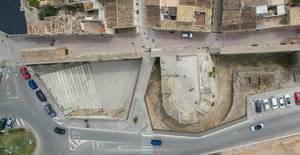 Stadtmauer Alcudia Altstadt