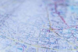 Stadtplan von Bukarest