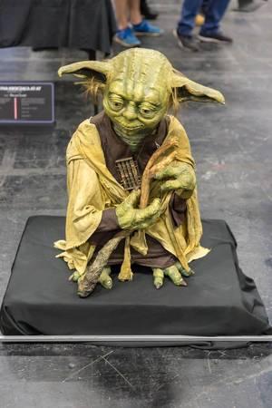 Star Wars Figur Yoda