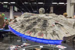 Star Wars Millennium Falcon. Toy