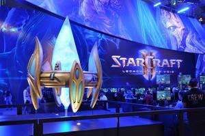 Starcraft II Pylon: Legacy of the Void