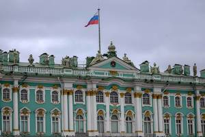 State Hermitage Museum in Saint Petersburg