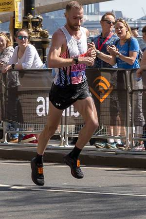 Stephen SCULLION - London Marathon 2018