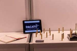 Stifte aus Patronenhülsen von Pacato
