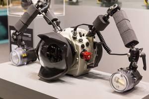 Subal Underwater Camera Body