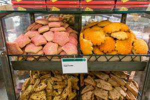 Sugar Cakes at Whole Foods Market