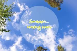Summer coming soon