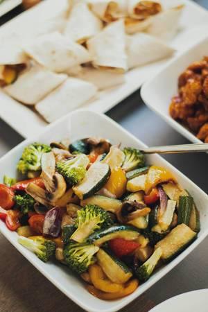 Summer Vegetable Mix