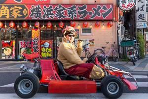 Super Mario Kart went real in Tokyo