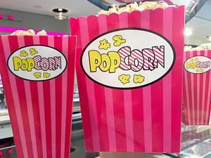 Süßes Popcorn