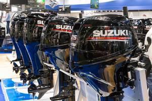 Suzuki Bootsmotoren