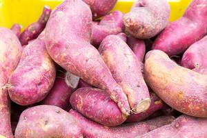 Sweet potatoes - City Market, Chicago