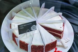 Sweet Street - The red velvet cake