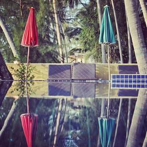 Swimming Pool auf Ko Samui. #thailand #kosamui #pool #holiday #swimming #instapic #picoftheday #relaxing