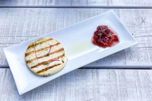 Talagani Käse mit Marmelade