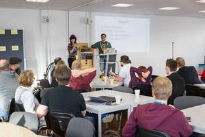 Talk at WordCamp 2017 Cologne