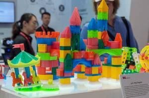 Tangram 3D auf der IFA Berlin 2018