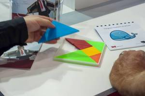 Tangram Puzzle at IFA Berlin 2018