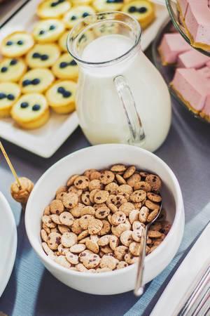 Tasty Chocolate Cereals