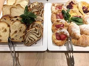 Teilchen und Kuchen / German Bakery