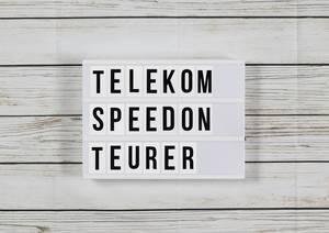 Telekom SpeedOn wird teurer - dafür gibt es sechsmal so viele Daten
