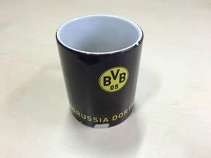 Testbild: Beim BVB ist der Lack ab. #bvb