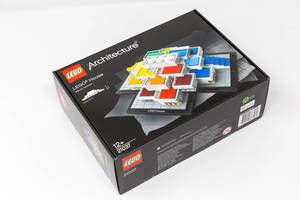 The 21037 Architecture LEGO House set: a replica of the building in Billund, Denmark