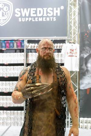 The Butcher - FIBO Köln 2018