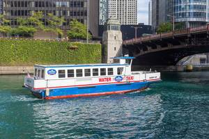 The Chicago Water Taxi service connecting many neighborhoods to the top sightseeing destinations in the city
