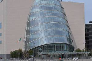 The Dublin Convention Center