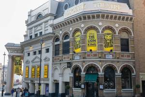 The Lion King at Lyceum Theatre in London