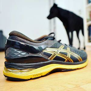 The new #Metarun by @asics. @asicseurope #running #marathontraining