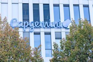 The offices of Capgemini in Munich: world leader in consulting, technology services and digital transformation