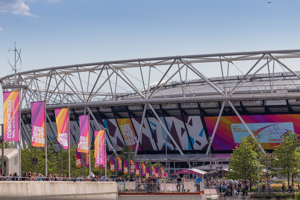 The Stadium | Queen Elizabeth Olympic Park