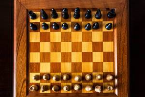 The Strategy Game of Chess