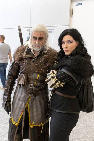 The Witcher 3: Wild Hunt (Cosplay)