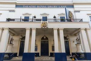Theatre Royal Drury Lane in London