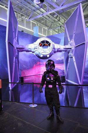 Tie Fighter aus Star Wars Battlefront