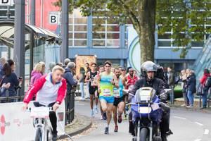 Tobias Blum und Serkan Kaya - Köln Marathon 2017