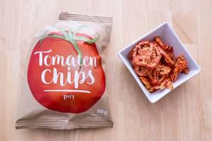 Tomatenchips pur von Dörrwerk