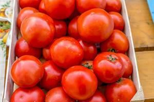 Tomato on marketplace