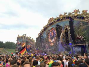 Tomorrowland 2014 Main Stage