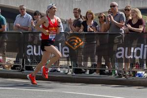 Tony Payne - London Marathon 2018