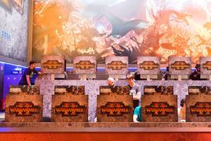 Total War Warhammer II Gaming-Bühne - Gamescom 2017, Köln