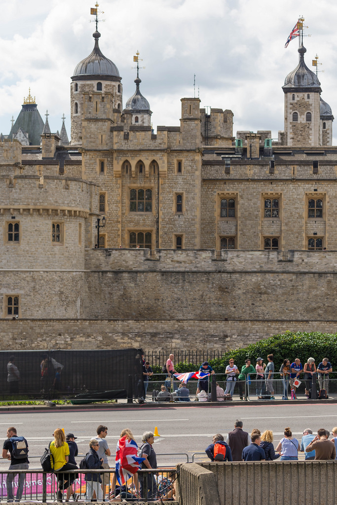 Tower of London during IAAF World Championships