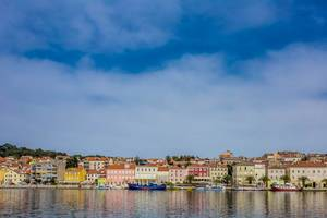 Town of Mali Losinj, Croatia