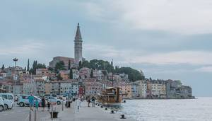 Town of Rovinj, Croatia
