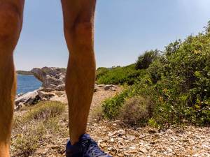 Trail Running in Kassandra (Greece)