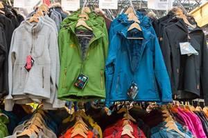 Trecking- und Outdoor-Jacken