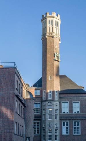 Treppenturm des Hauses Neuerburg, Köln